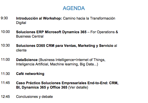 agenda-evento-transformacion-digital-barcelona